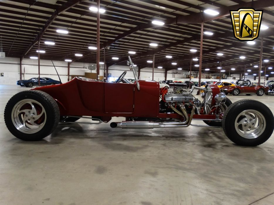 1927 Ford Roadster hot rod rods retro (21) wallpaper
