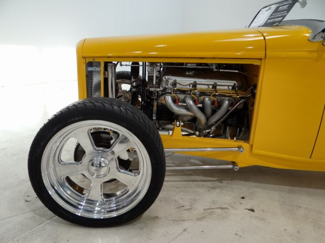 1932 Ford Roadster hot rod rods retro (16) wallpaper