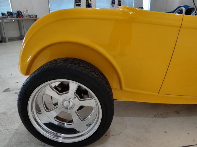 1932 Ford Roadster hot rod rods retro (19) wallpaper