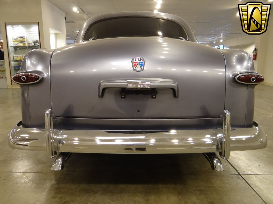 1950 Ford Club Coupe hot rod rods custom retro (16) wallpaper