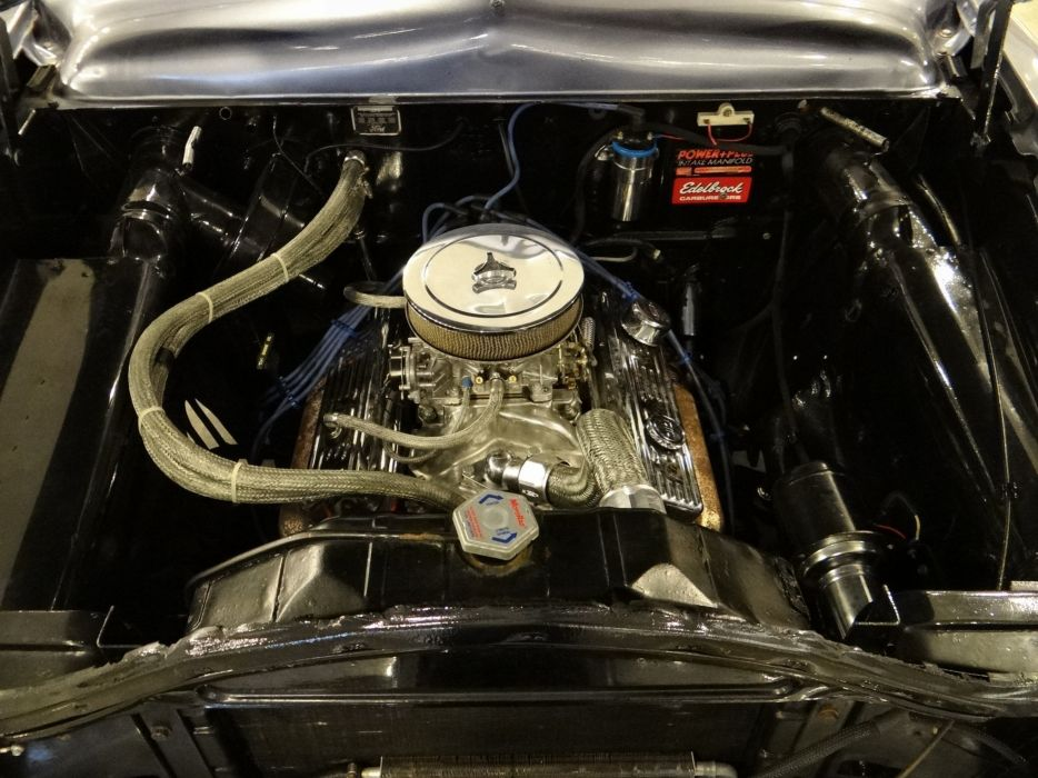 1950 Ford Club Coupe hot rod rods custom retro (15) wallpaper