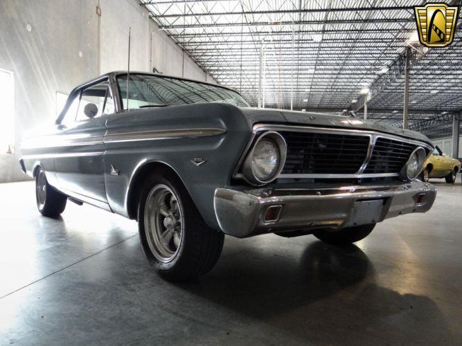 1965 Ford Falcon Futura muscle hot rod rods classic (24) wallpaper
