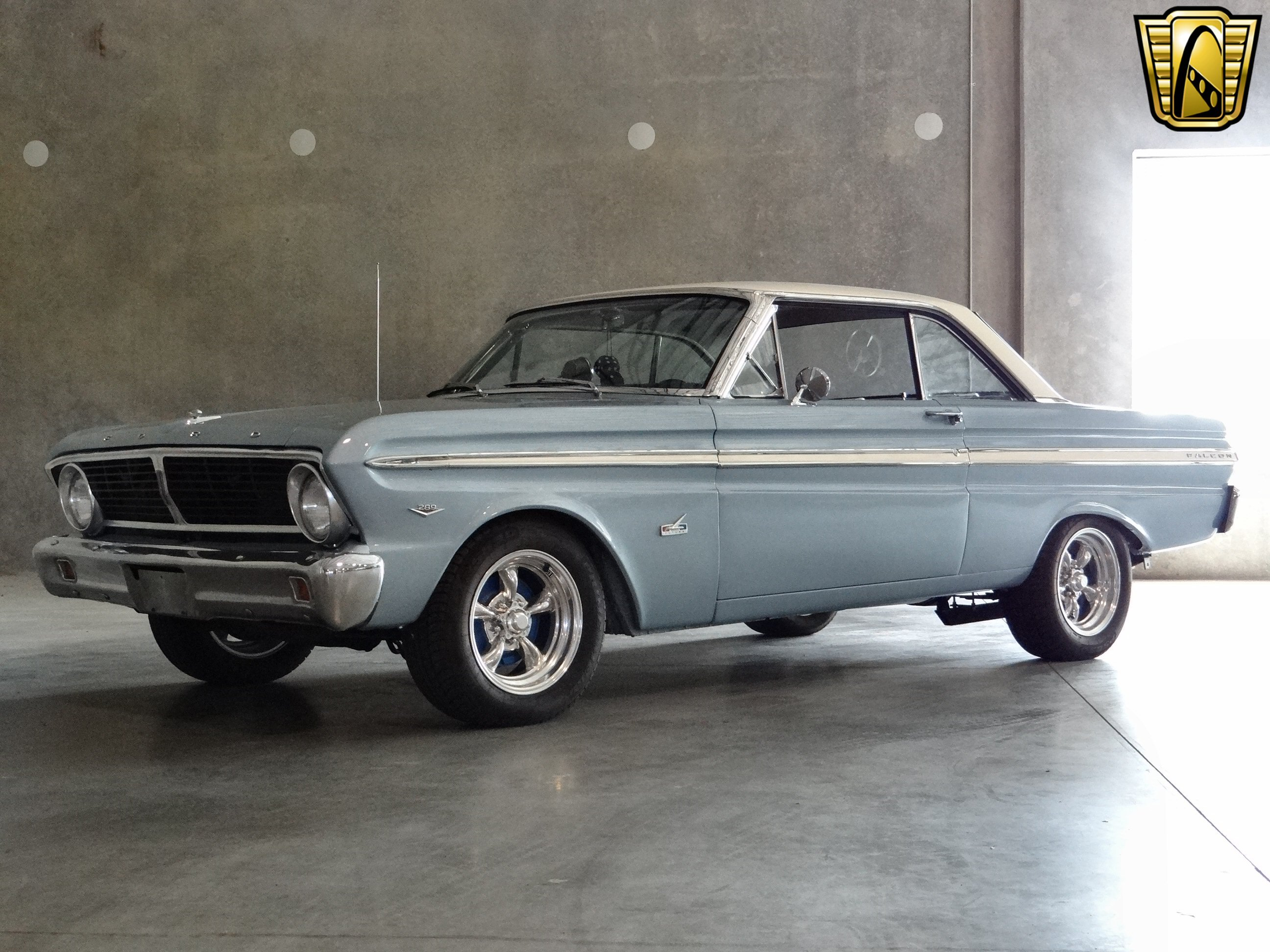 1965 Ford Falcon Futura muscle hot rod rods classic  35