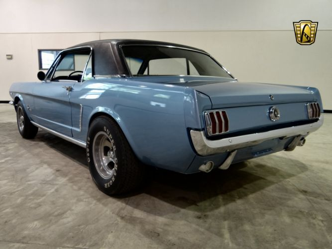 1965 Ford Mustang muscle classic hot rod rods (4) wallpaper