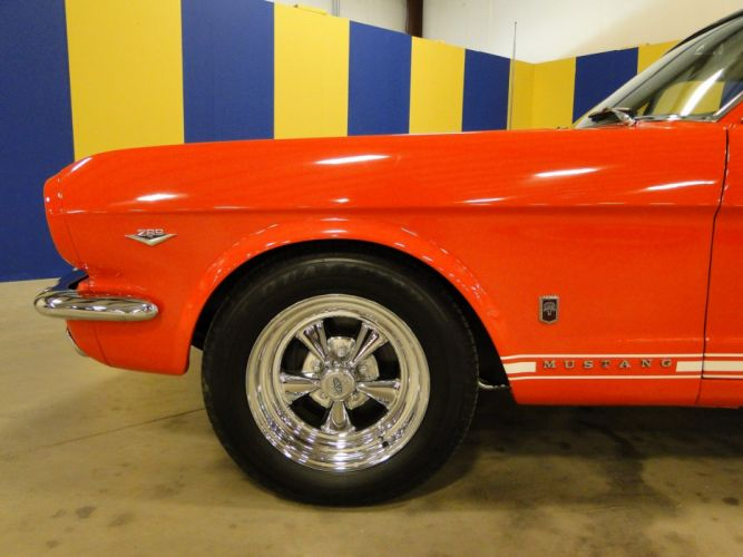 1966 Ford Mustang Fastback muscle classic hot rod rods (6) wallpaper
