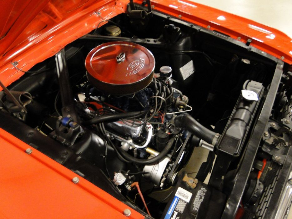 1966 Ford Mustang Fastback muscle classic hot rod rods (2) wallpaper