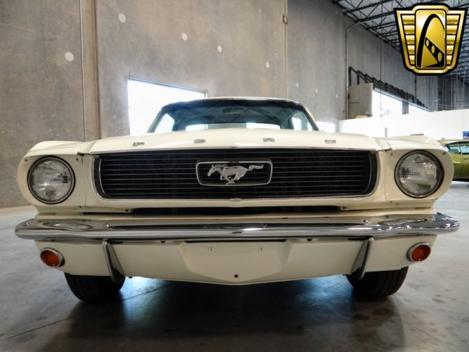 1966 Ford Mustang muscle classic (1) wallpaper