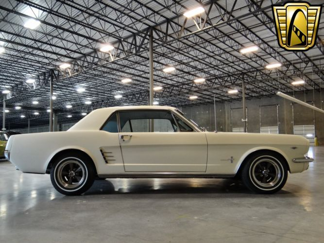 1966 Ford Mustang muscle classic (13) wallpaper
