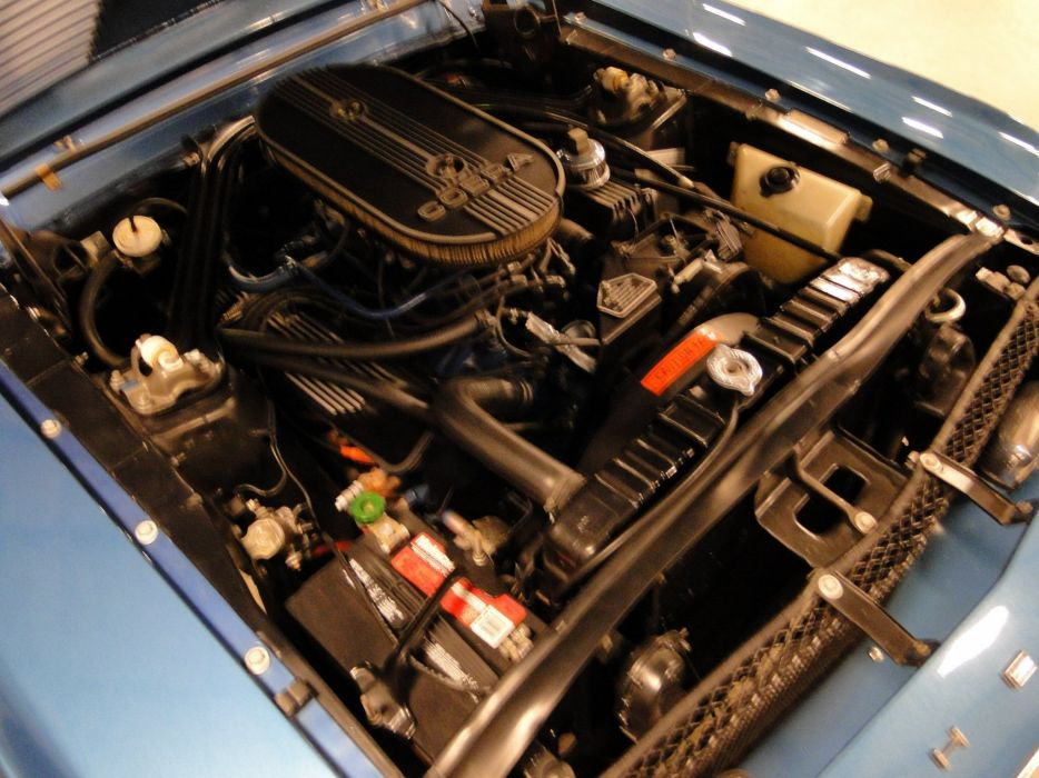 1968 Ford Mustang Shelby GT500 muscle classic (14) wallpaper