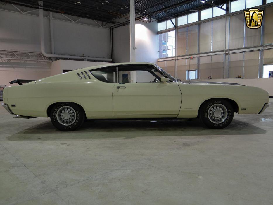 1969 Ford Torino Talladega muscle classic (23) wallpaper
