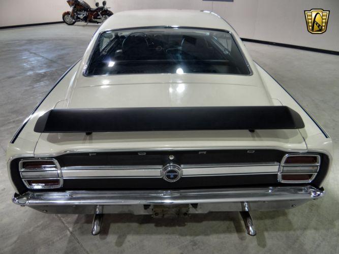1969 Ford Torino Talladega muscle classic (27) wallpaper