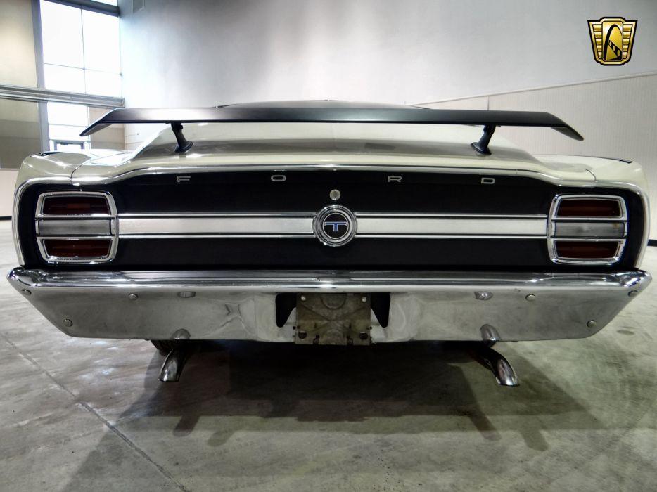 1969 Ford Torino Talladega muscle classic (29) wallpaper