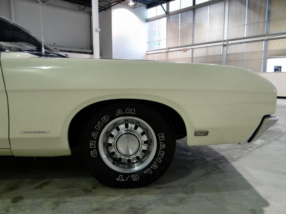 1969 Ford Torino Talladega muscle classic (41) wallpaper