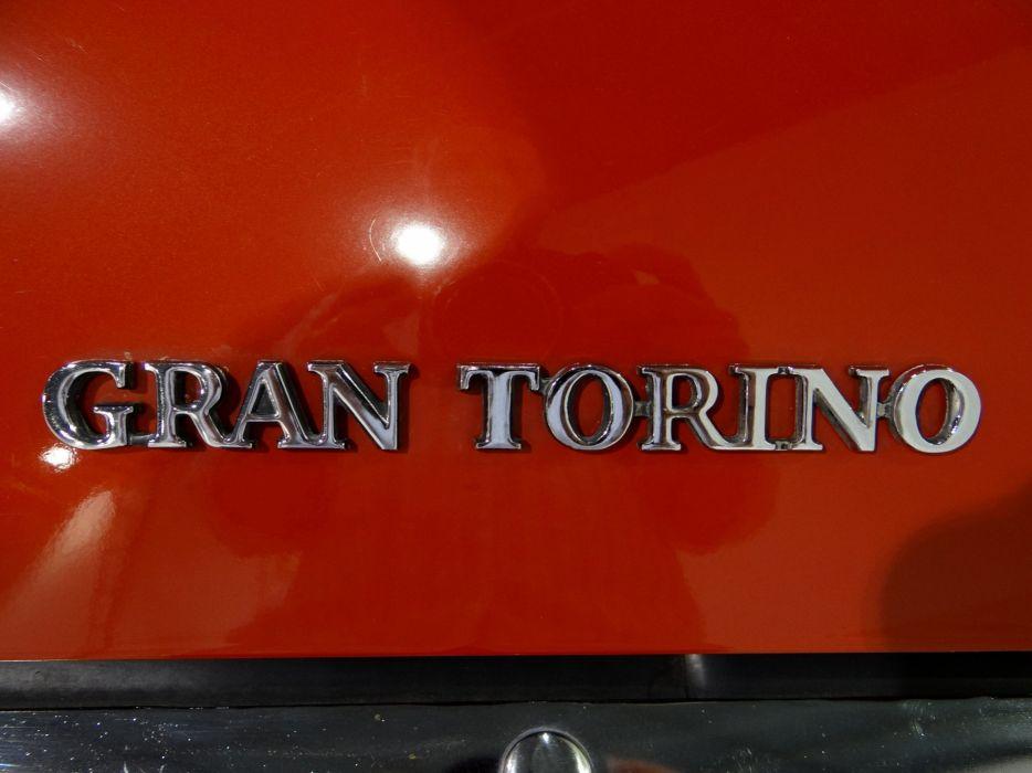 1973 Ford Gran Torino Sport muscle classic (10) wallpaper