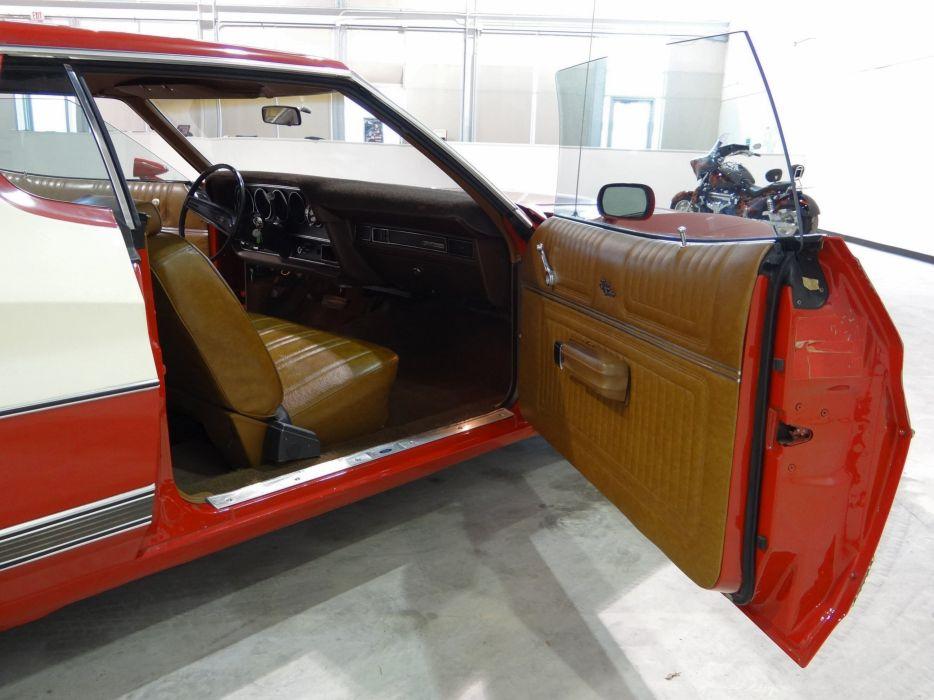 1973 Ford Gran Torino Sport muscle classic (24) wallpaper