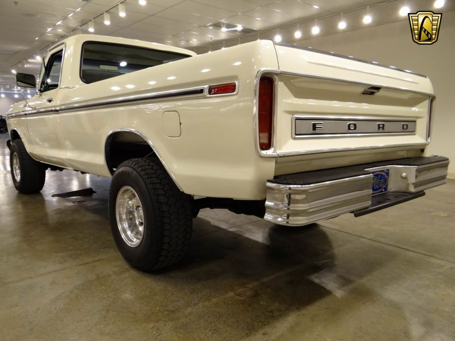 1979 Ford F150 4x4 pickup (1) wallpaper