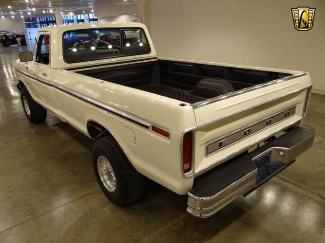1979 Ford F150 4x4 pickup (2) wallpaper