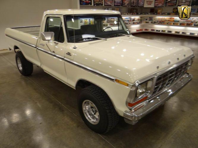 1979 Ford F150 4x4 pickup (9) wallpaper