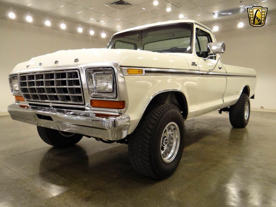 1979 Ford F150 4x4 pickup (19) wallpaper