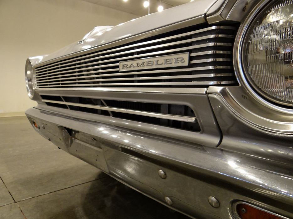 1964 AMC Rambler muscle hot rod rods classic (4) wallpaper