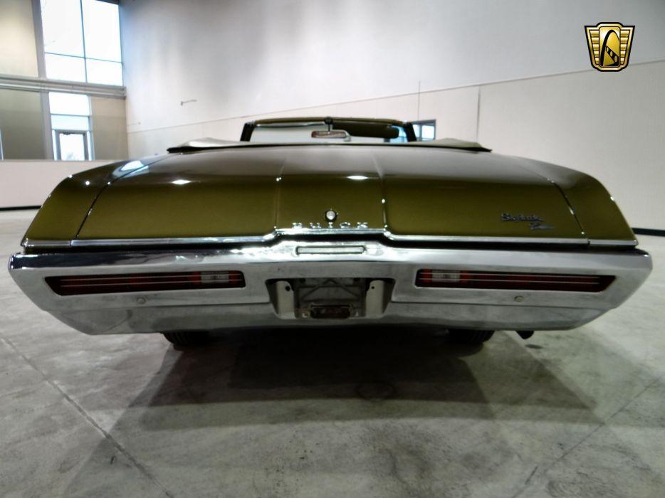 1969 Buick Skylark Custom SKC classic (1) wallpaper