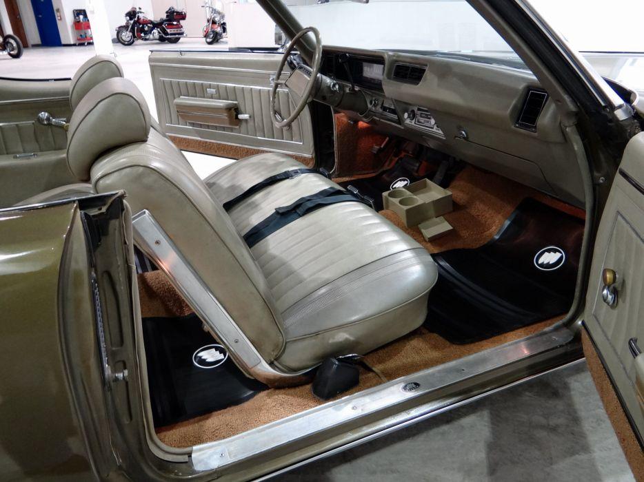 1969 Buick Skylark Custom SKC classic (7) wallpaper