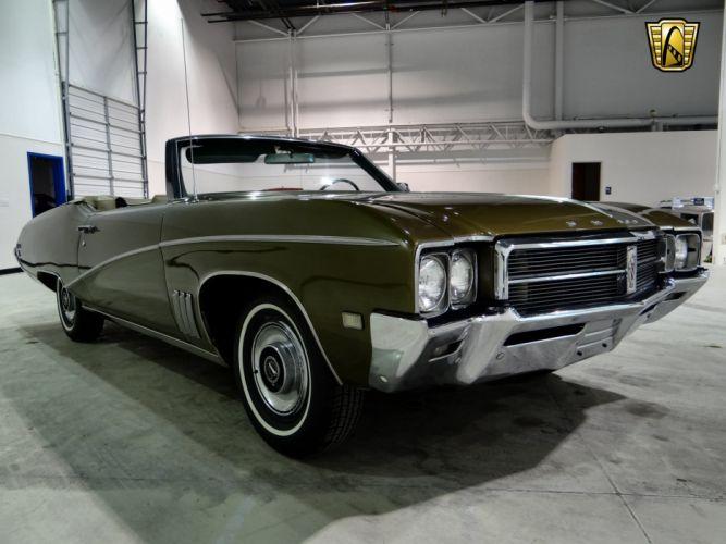 1969 Buick Skylark Custom SKC classic (26) wallpaper