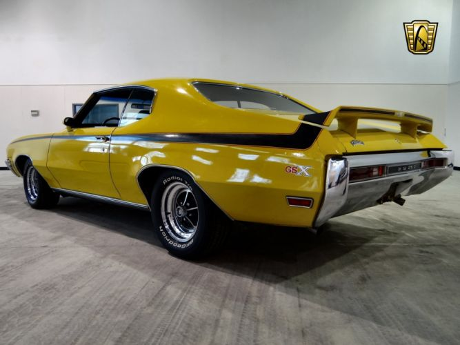 1970 Buick GSX Stage-1 muscle classic (4) wallpaper