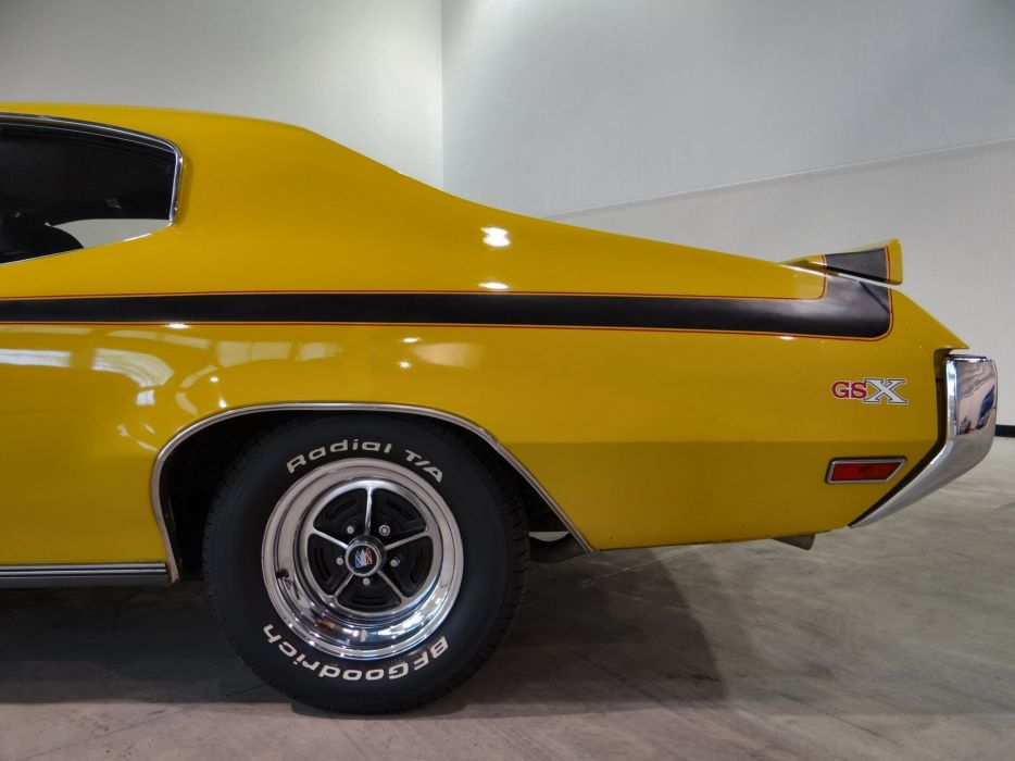1970 Buick GSX Stage-1 muscle classic (10) wallpaper