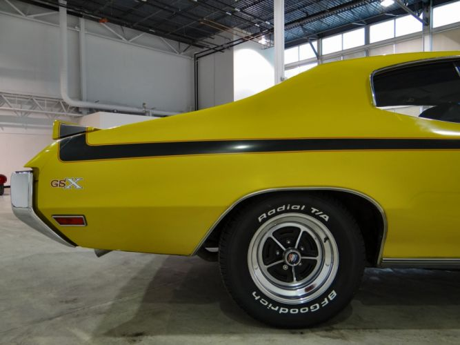 1970 Buick GSX Stage-1 muscle classic (12) wallpaper