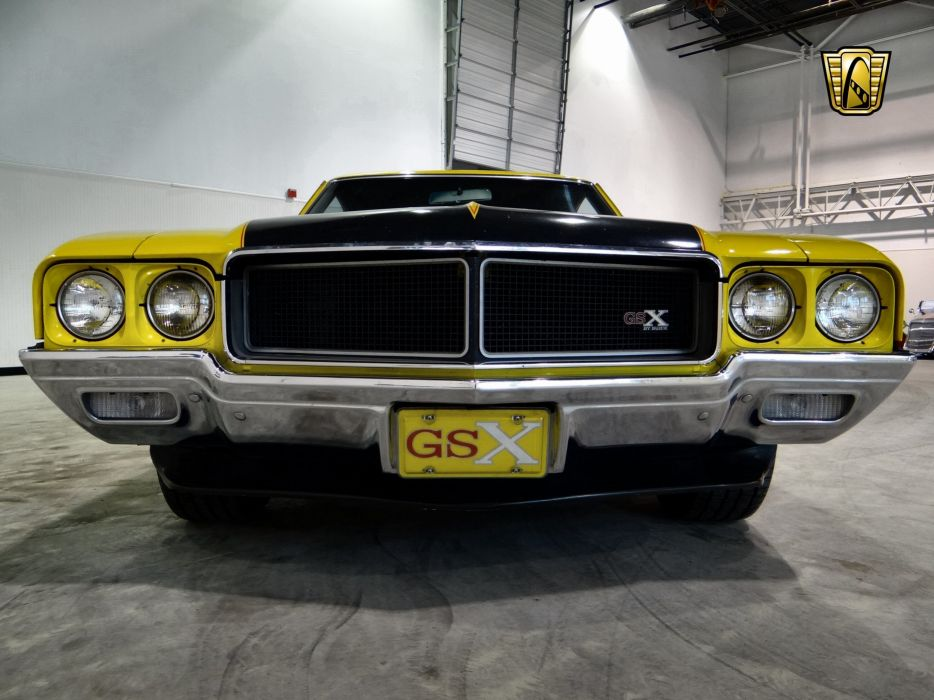 1970 Buick GSX Stage-1 muscle classic (25) wallpaper