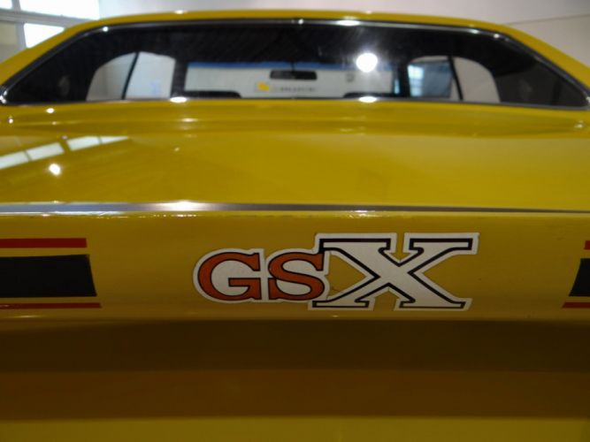 1970 Buick GSX Stage-1 muscle classic (23) wallpaper