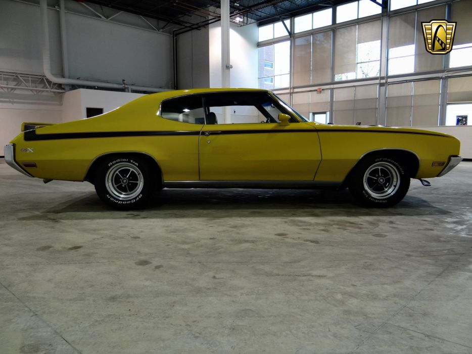 1970 Buick GSX Stage-1 muscle classic (29) wallpaper