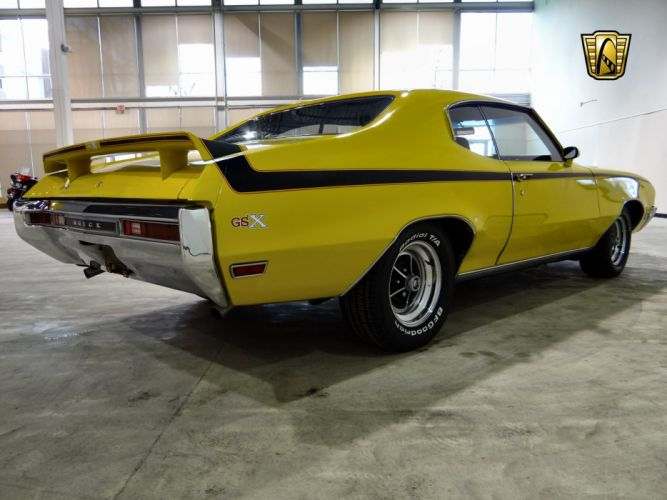 1970 Buick GSX Stage-1 muscle classic (31) wallpaper