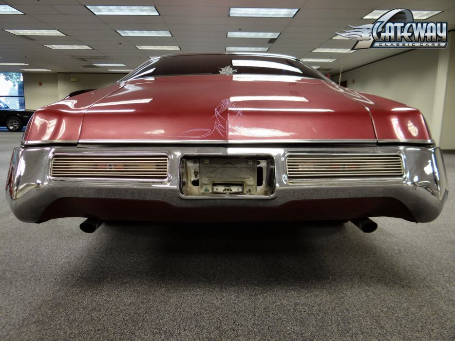 1970 Buick Riviera custom classic lowrider (13) wallpaper