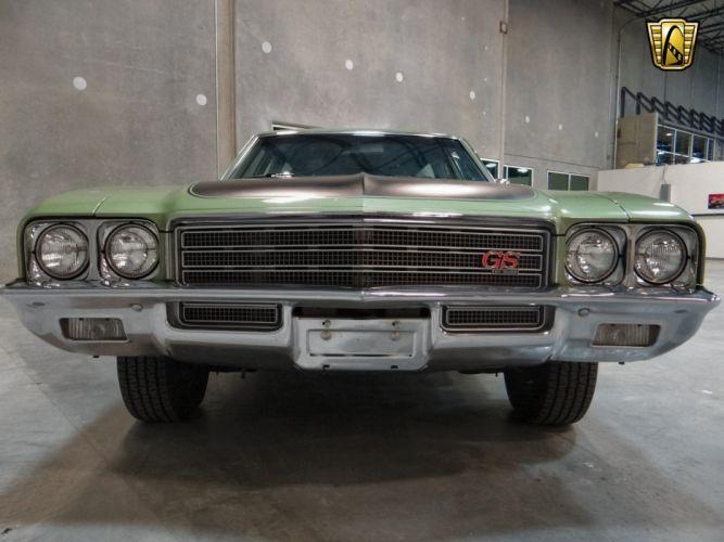 1971 Buick Sport Wagon G-S stationwagon muscle classic (18) wallpaper