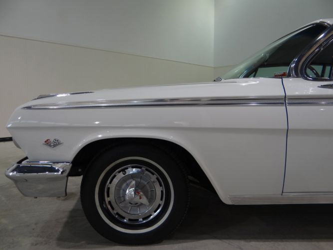 1962 Chevrolet Impala S-S muscle classic wallpaper