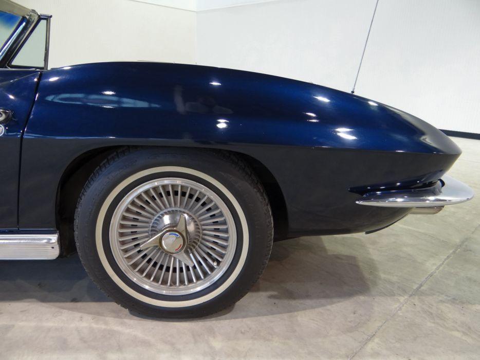 1964 Chevrolet Corvette muscle supercar stingray wallpaper