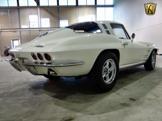 1964 Chevrolet Corvette muscle classic hot rod rods supercar stingray wallpaper