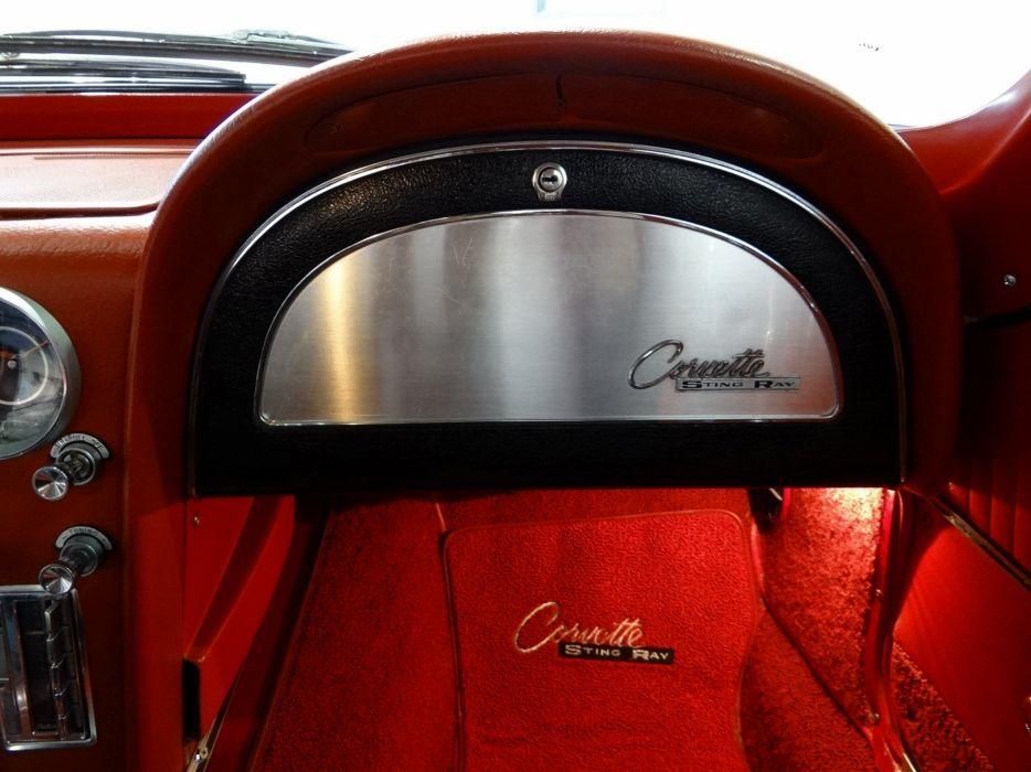 1964 Chevrolet Corvette muscle classic hot rod rods supercar stingray wallpaper