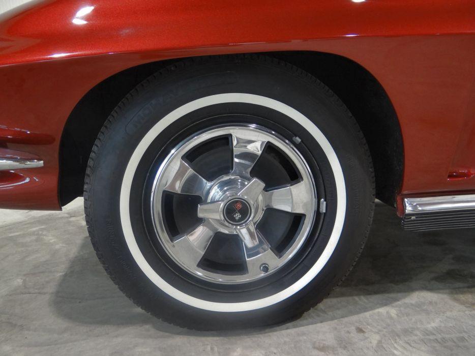 1966 Chevrolet Corvette Convertible muscle classic supercar wallpaper