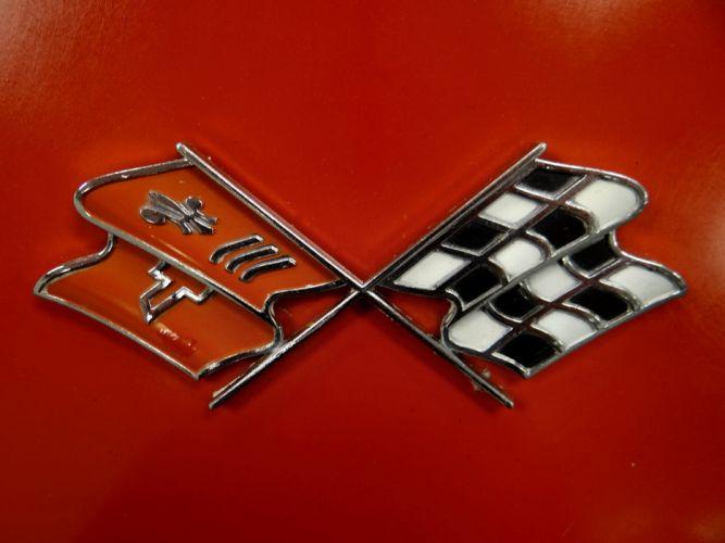 1971 Chevrolet Corvette muscle supercar classic wallpaper