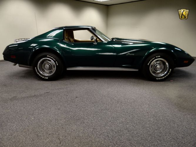 1976 Chevrolet Corvette Stingray muscle superca wallpaper