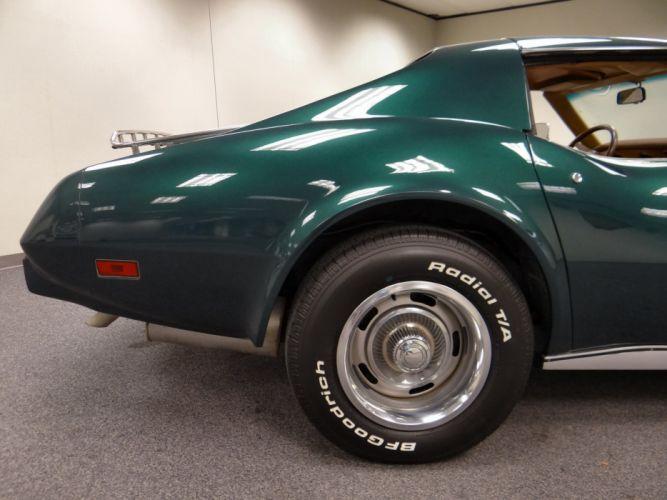 1976 Chevrolet Corvette Stingray muscle superca wallpaper
