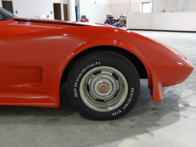 1979 Chevrolet Corvette muscle supercar wallpaper