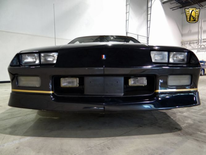 1986 Chevrolet Camaro IROC Z28 muscle wallpaper