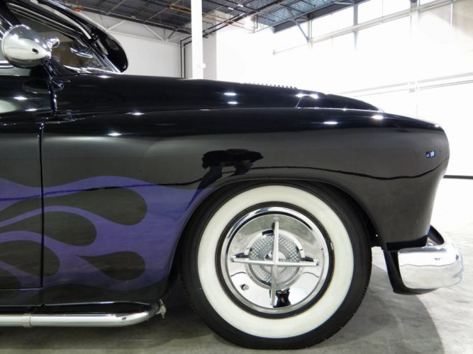 1950 Mercury Coupe custom retro hot rod rods lowrider retro wallpaper