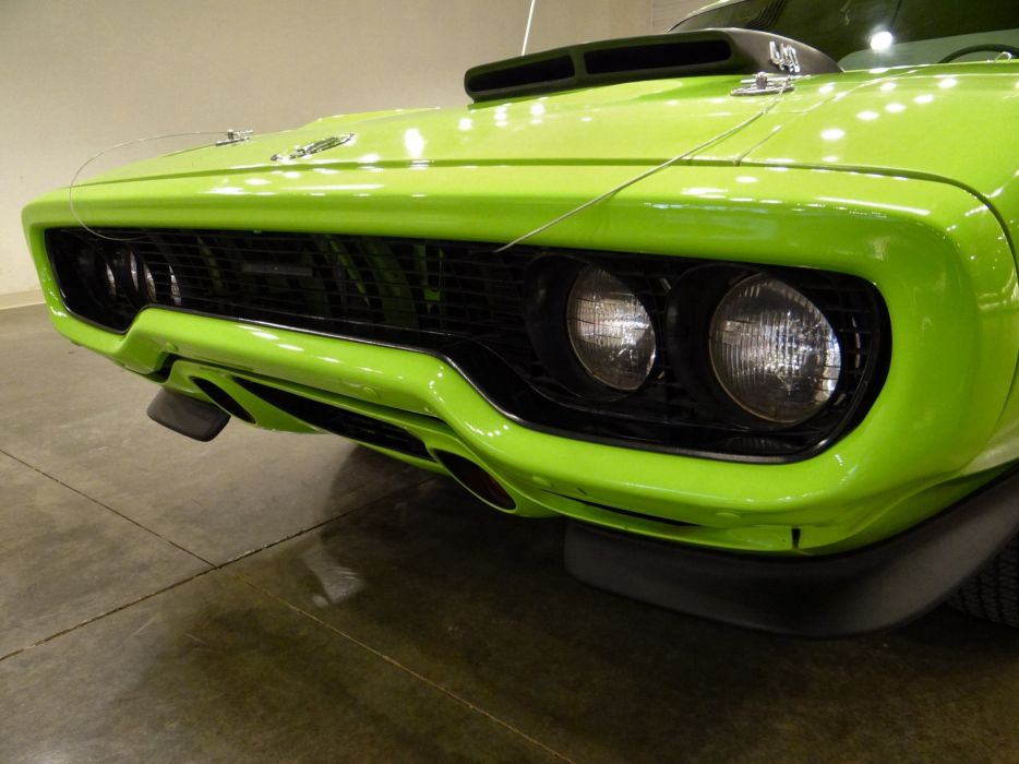 1971 Plymouth Satellite muscle hot rod rods classic wallpaper