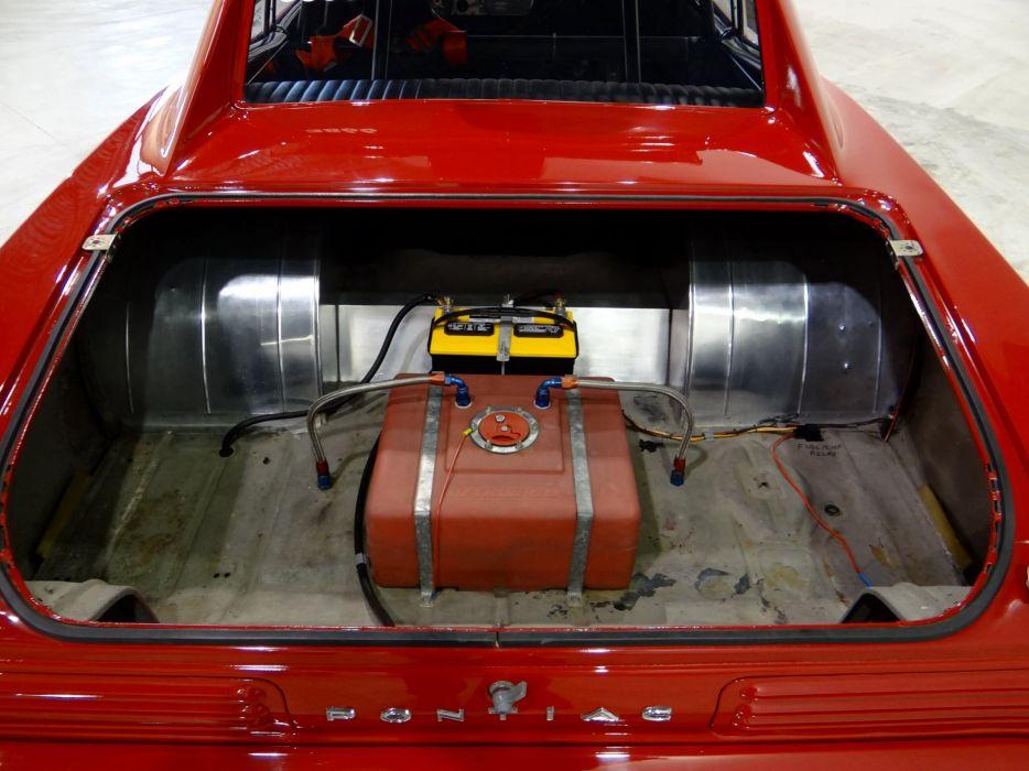 1966 Pontiac GTO drag racing race muscle hot rod rods classic wallpaper