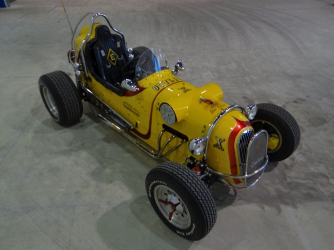 1951 Chevrolet Indy Roadster race racing retro wallpaper